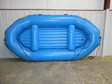 Surplus Rescue Boat 10-25-19-3CP