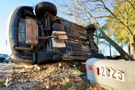 Accident - Wilsons Mills Road 11-24-19-1JP