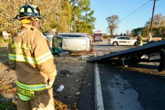 Accident - Wilsons Mills Road 11-24-19-2JP