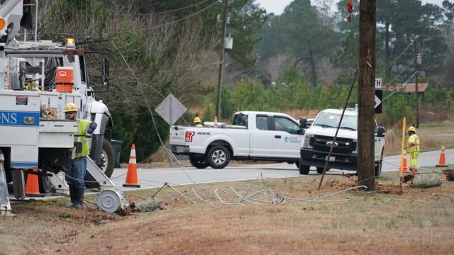 Accident - NC 96, Little Devine Road, 01-15-20-1JP