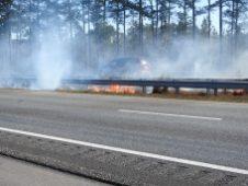 Grass Fire - I95 Smithfield 01-21-20-2ML