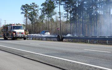 Grass Fire - I95 Smithfield 01-21-20-5ML