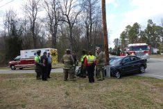Accident - Main, Allen Street, Four Oaks 02-28-20-2ML