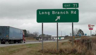 Long Branch Road Bridge-DDR