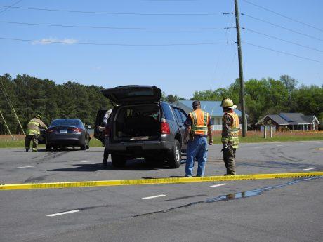 Accident - NC50, Eldridge Road 04-10-20-7ML