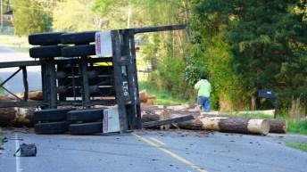 Accident - Old Mt Olive Highway 04-06-20-5JP