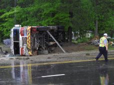 Cleveland FD Accident 04-30-20-4ML