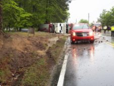 Cleveland FD Accident 04-30-20-8ML