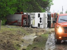 Cleveland FD Accident 04-30-20-9ML