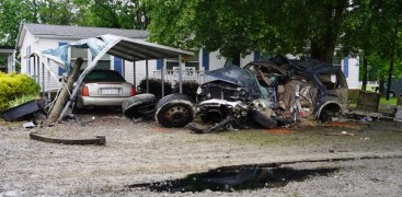 Accident - NC 39 N, Old Beulah 05-21-20-3JP