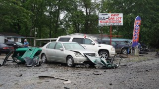 Accident - NC 39 N, Old Beulah 05-21-20-5JP