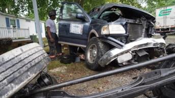 Accident - NC 39 N, Old Beulah Road, 05-21-20-4JP