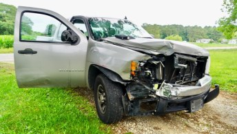 Accident - NC39, Old Beulah Road 06-15-20-1JP