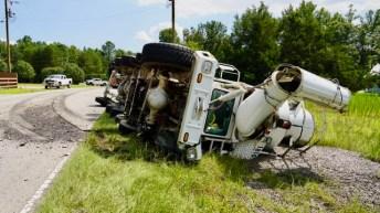 Accident - Highway 96 North, Selma 07-14-20-1JP