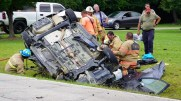 Accident - Highway 96 North, Selma 07-14-20-4JP