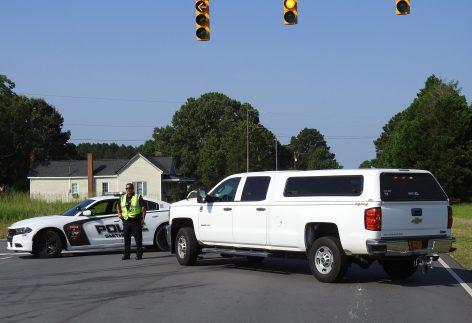 Gas Leak - Buffalo Road, 07-17-20-4ML