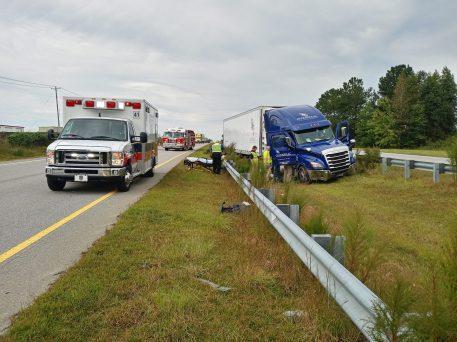 Accident - US70, Sadisco Road 09-23-20-1ML