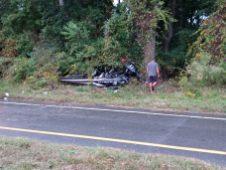 Accident - I95 Four Oaks 10-10-20-2ML