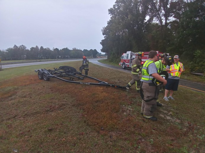 Accident - I95 Four Oaks 10-10-20-3ML