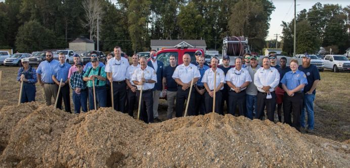 Antioch FD Groundbreaking 10-05-20-1EFP