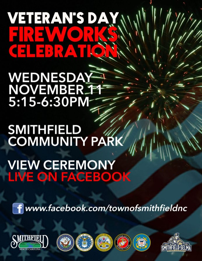 Veterans Day Fireworks 11-09-20C
