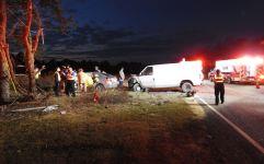 Accident - Glen Laurel Road, Vinson Road 12-12-20-5M