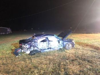 Accident - Old Fairground, Benson Hardee Road 12-14-20-1
