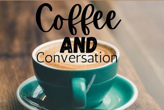 Clayton Parks and Recreation is offering Coffee and Conversation for senior this month.