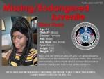 Missing Juvenile – Kiara Sharp 06-07-21-2HNA