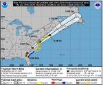Tropical Storm Elsa 07-07-21NHC