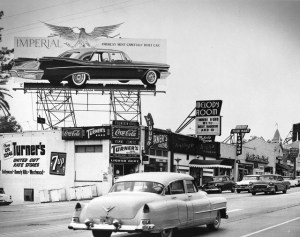 L.A. SUNSET BLVD,MELODY ROOM 1956 1