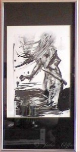 Woman in the water, c. 2003
