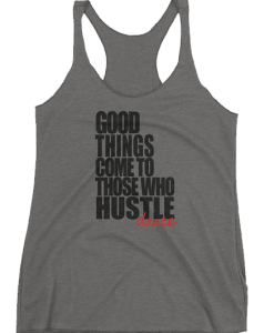Good things come to those who dance hustle