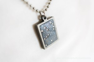 Crystal Orion Necklace