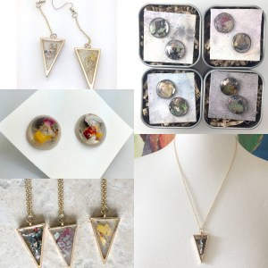 Oil Paint Jewelry