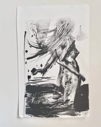 figurative lithograph