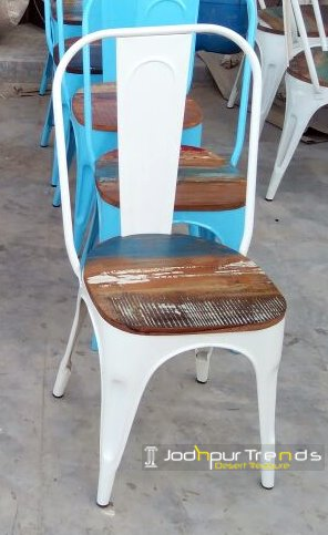 Reclaimed Bistro Chair | Commercial Bistro Chairs
