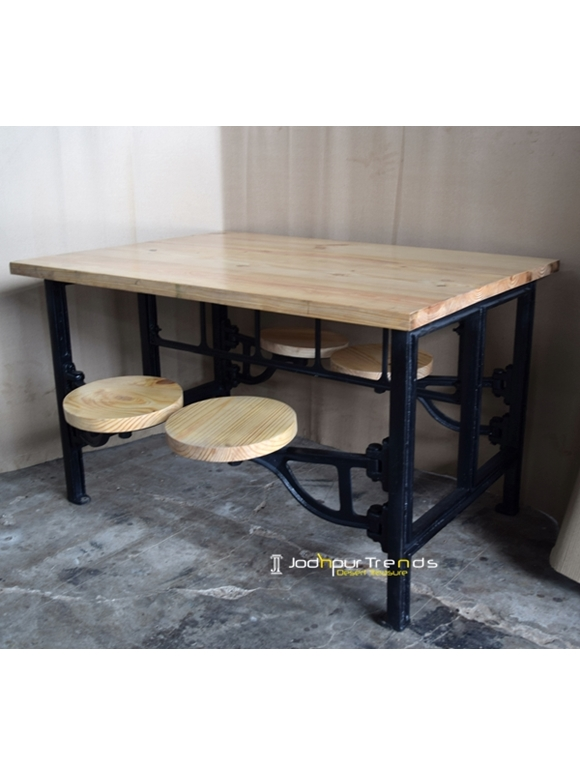 Jodhpur Dining Table Set | Table And Chair Design For Restaurant