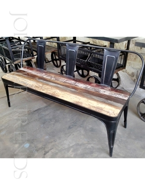 Three Seater Bench | Table Chair Restaurant