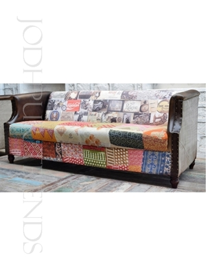 Custom Print Designer Sofas | Restaurant Sofa
