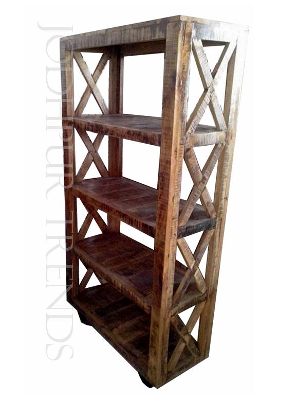 Industrial Bookshelf | Commercial Furniture Brands