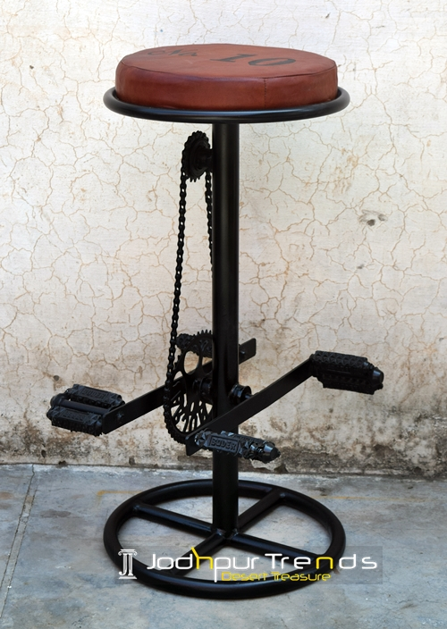 Unique Indian Cycle Stool | Contract Furniture India