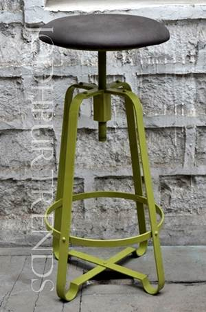 Iron Bar Stool | Cool Restaurant Chairs
