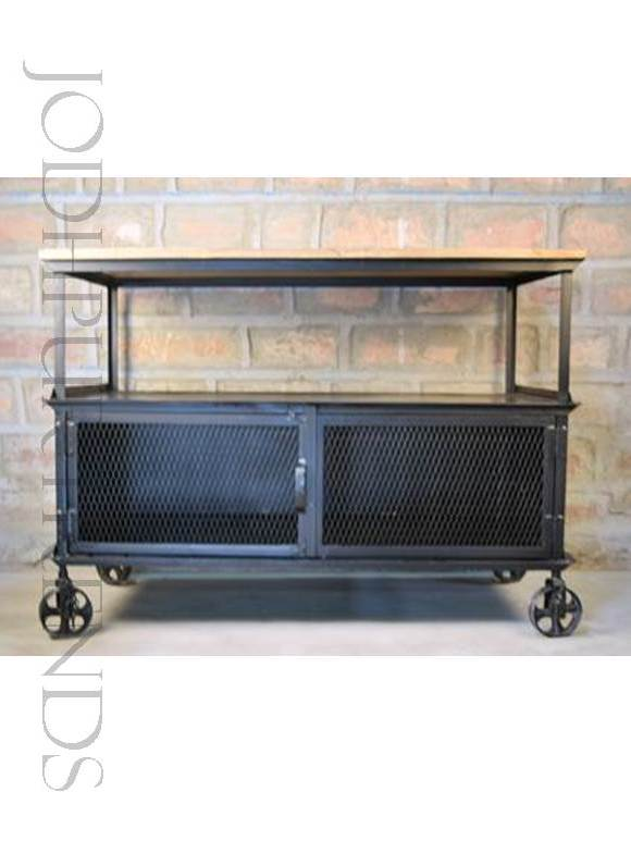 Kitchen Cart | Restaurant Furniture Industrial