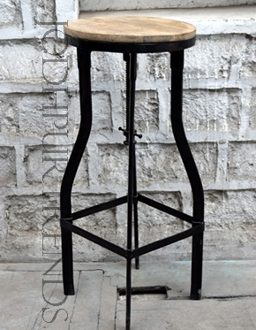 Industrial Pipe Bar Stool | Commercial Bar Furniture