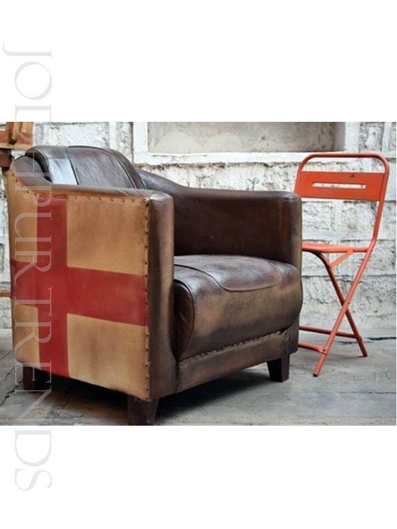 Victorian Armchair in Leather   Leather Furniture