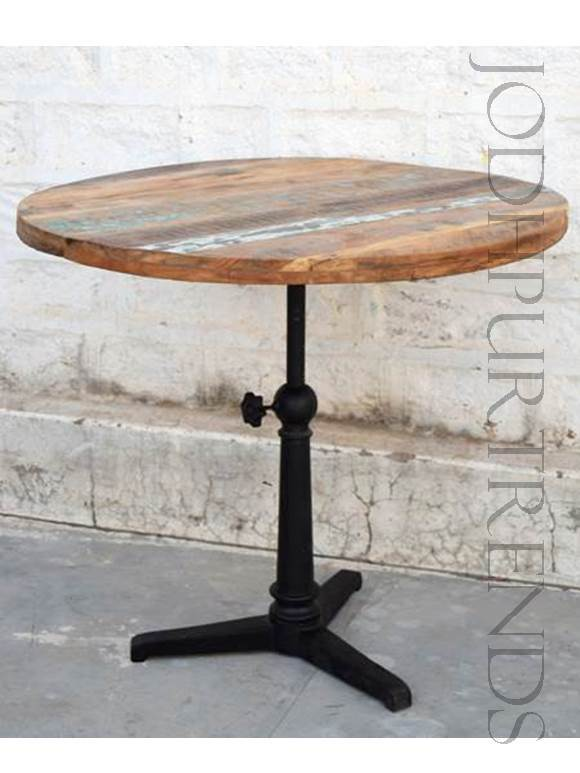 Round Bar Table | Round Table Restaurant