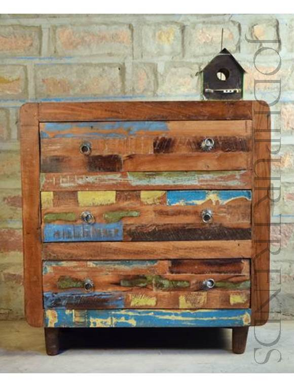 Drawer Chest in Reclaimed | Furniture Loft