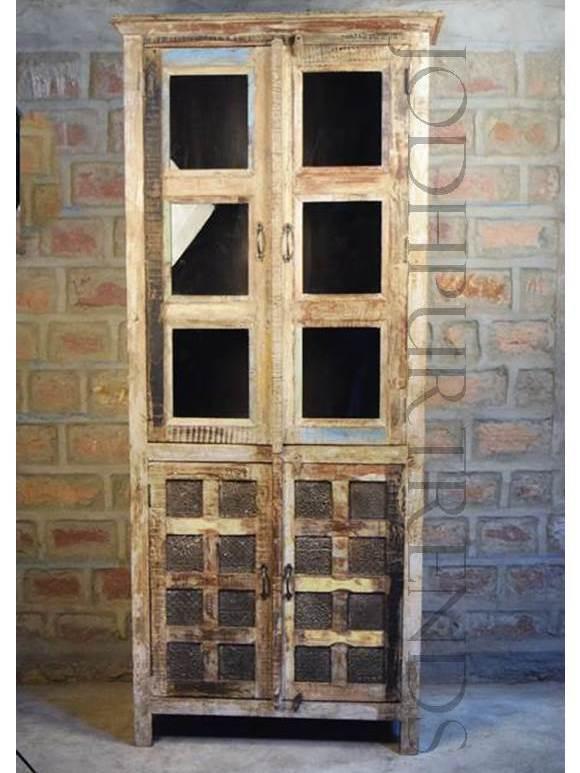 Vintage Display Cabinet   Vintage Office Furniture