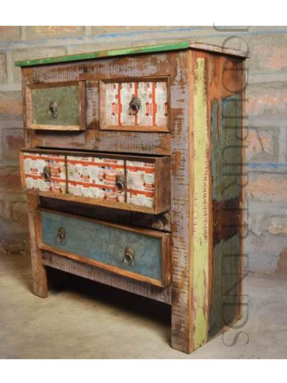 Shabby Chic Drawer Chest | Shabby Chic Furniture Wholesale